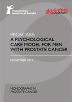 ProsCare: A Psychological Care Model for Men with Prostate Cancer