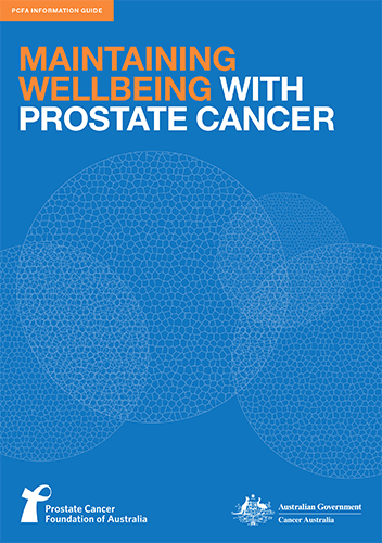 Maintaining Wellbeing With Prostate Cancer - thumbnail