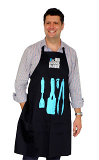 Big Aussie Barbie Apron Thumb