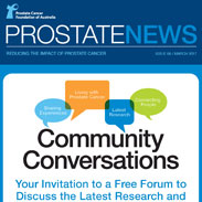 Prostate News - Issue 66 / March 2017