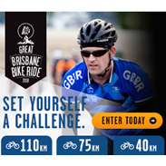 Bicycle Queensland and PCFA join forces to cycle for health