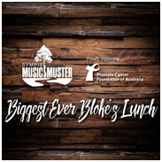 Gympie Muster Biggest Ever Blokes Lunch