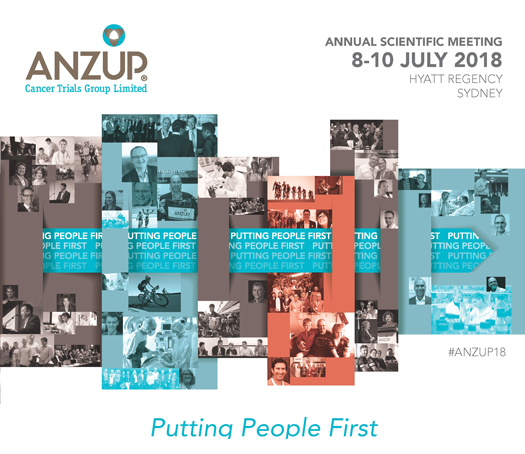 Putting people first: the 2018 ANZUP annual scientific meeting