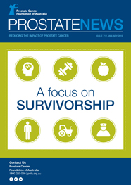 Prostate News - Issue 71 - January 2019