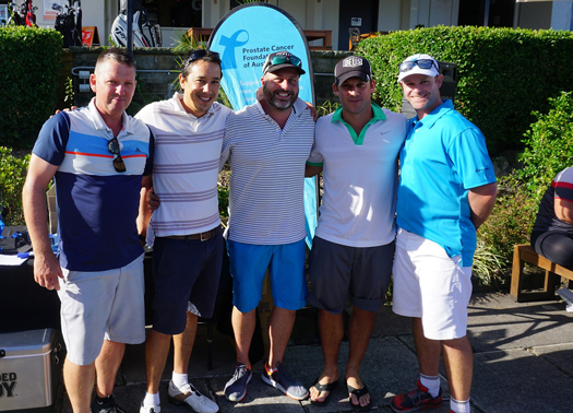 Balmain Sports Medicine - Annual Charity Golf Day