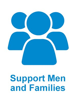 Support Men and Families