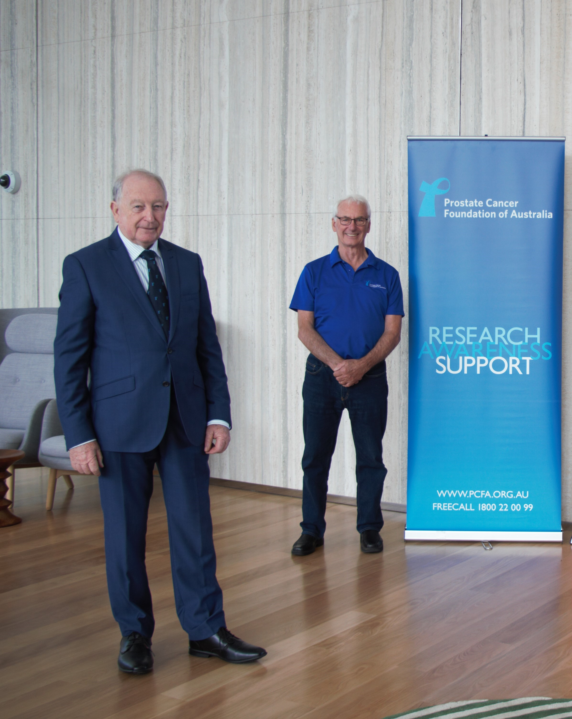 Major parties called to boost support for regional men with prostate cancer